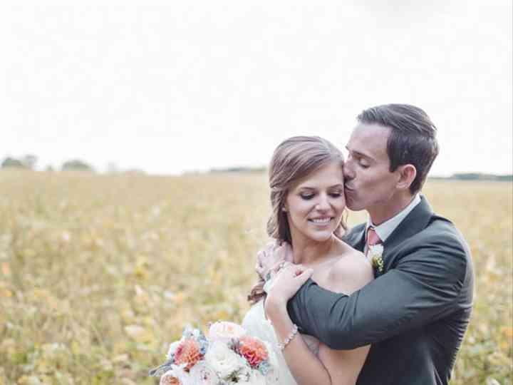 The wedding of Joey and Catherine