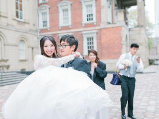Elain and Michael's Wedding in Ontario, Ohio 11