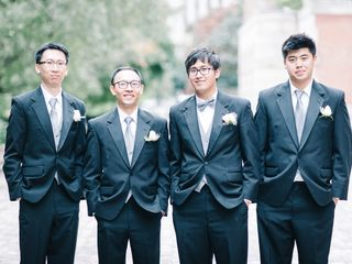 Elain and Michael's Wedding in Ontario, Ohio 6