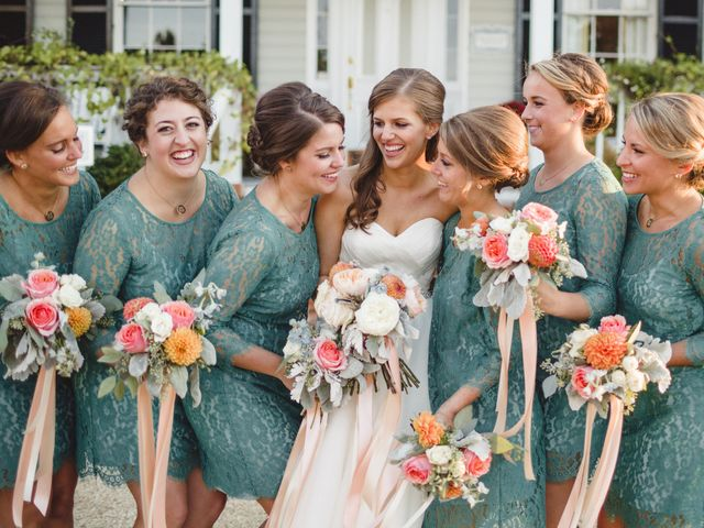 Catherine and Joey's Wedding in Stevensville, Maryland 20