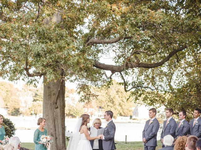 Catherine and Joey's Wedding in Stevensville, Maryland 28