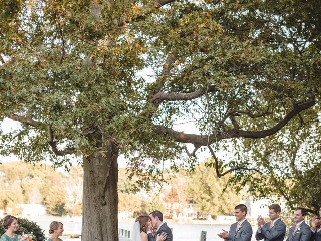 Catherine and Joey's Wedding in Stevensville, Maryland 29