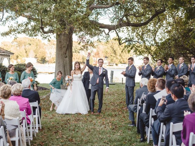 Catherine and Joey's Wedding in Stevensville, Maryland 30