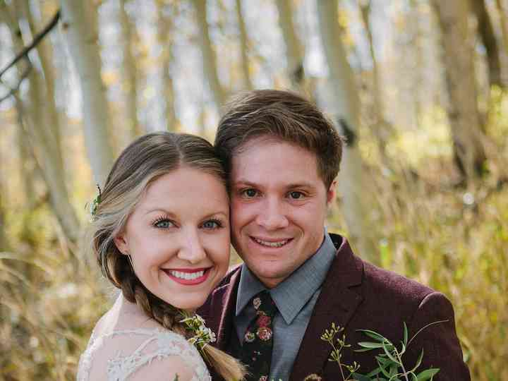 The wedding of Matthew and Lindsay