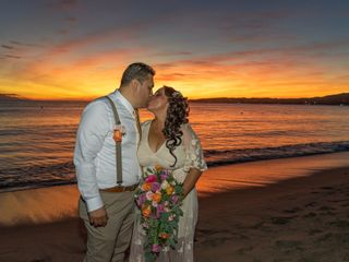 The wedding of TANYA and GUILLERMO