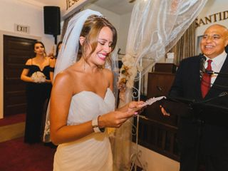 The wedding of Crystal and Frankie 3