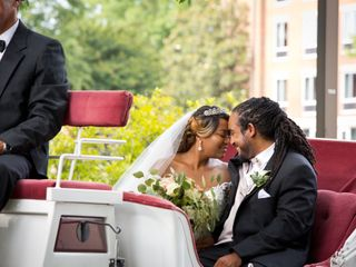 The wedding of Londan and Christopher 2