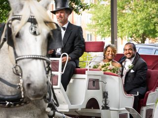 The wedding of Londan and Christopher 3