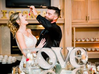 The wedding of Stephanie and Dominick 2