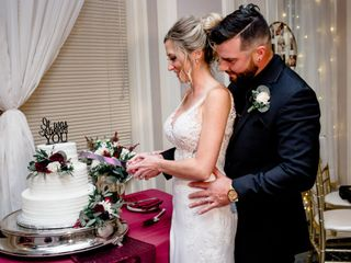The wedding of Stephanie and Dominick 3