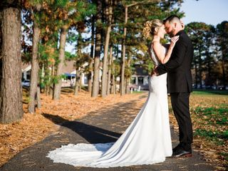 The wedding of Stephanie and Dominick