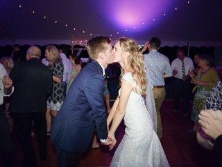 The wedding of Taylor and Dylan 1