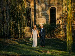 The wedding of Ellen and Ryan