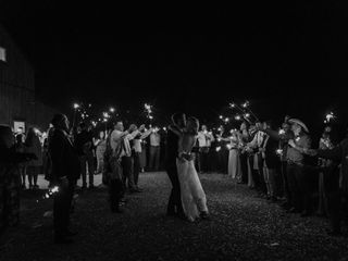 The wedding of Jackie and Jeffery 1