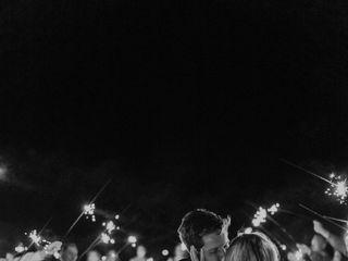 The wedding of Jackie and Jeffery 2