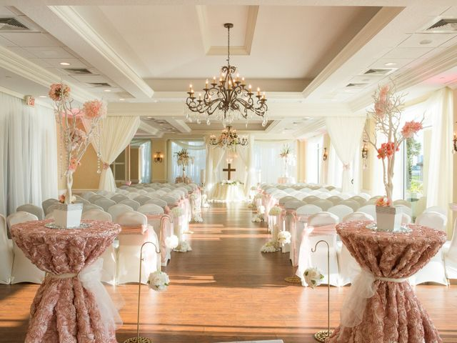 Jarod and Taylor's Wedding in Daytona Beach, Florida 8