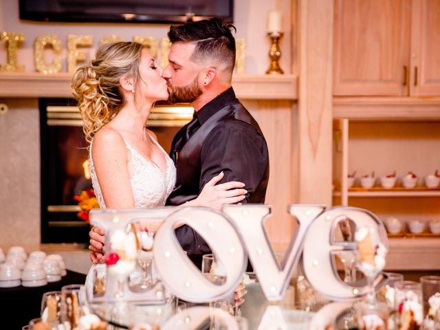 Dominick and Stephanie's Wedding in Egg Harbor City, New Jersey 1