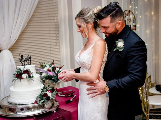 Dominick and Stephanie's Wedding in Egg Harbor City, New Jersey 3