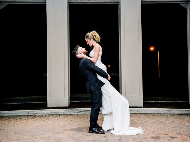 Dominick and Stephanie's Wedding in Egg Harbor City, New Jersey 4