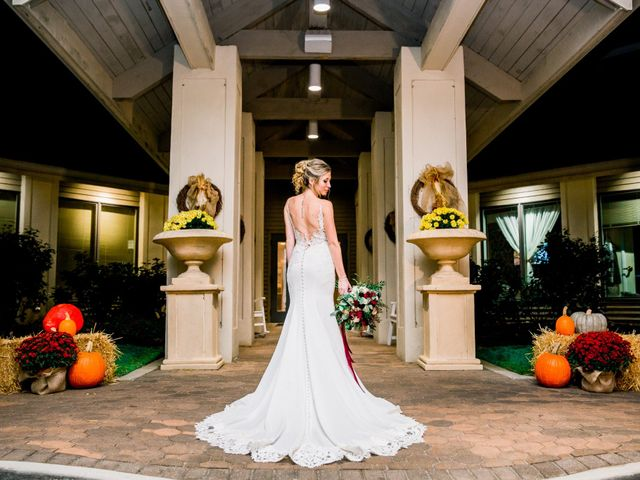 Dominick and Stephanie's Wedding in Egg Harbor City, New Jersey 6
