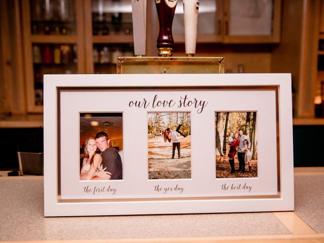 Dominick and Stephanie's Wedding in Egg Harbor City, New Jersey 7