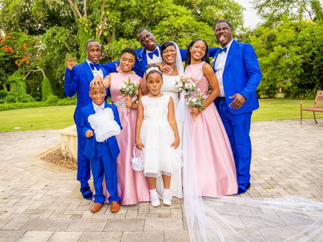 Berry and Evette's Wedding in Fort Lauderdale, Florida 1