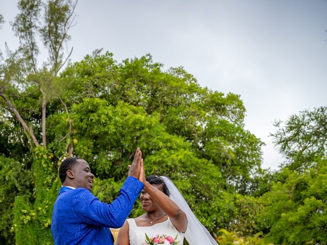 Berry and Evette's Wedding in Fort Lauderdale, Florida 3