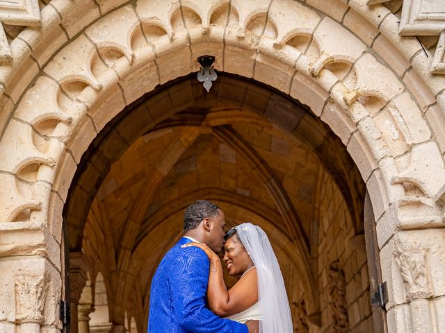 Berry and Evette's Wedding in Fort Lauderdale, Florida 4