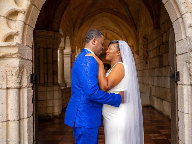Berry and Evette's Wedding in Fort Lauderdale, Florida 5