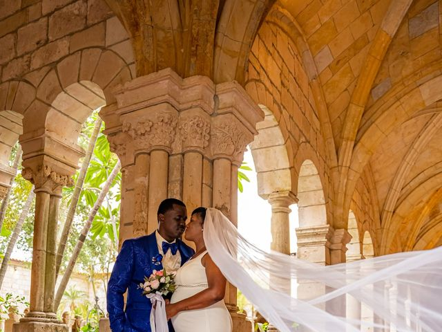 Berry and Evette's Wedding in Fort Lauderdale, Florida 6