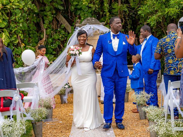 Berry and Evette's Wedding in Fort Lauderdale, Florida 8