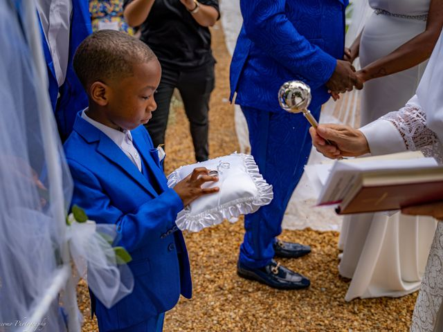 Berry and Evette's Wedding in Fort Lauderdale, Florida 10