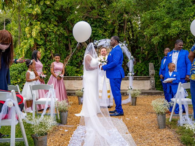 Berry and Evette's Wedding in Fort Lauderdale, Florida 11