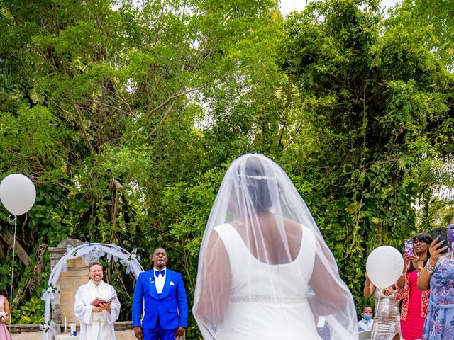 Berry and Evette's Wedding in Fort Lauderdale, Florida 12