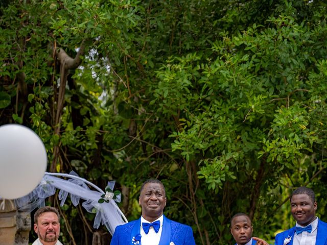 Berry and Evette's Wedding in Fort Lauderdale, Florida 15