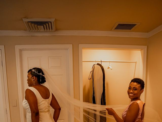 Berry and Evette's Wedding in Fort Lauderdale, Florida 20