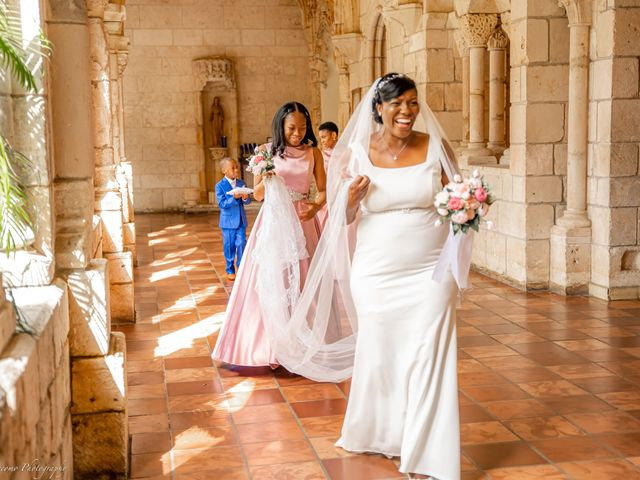 Berry and Evette's Wedding in Fort Lauderdale, Florida 23