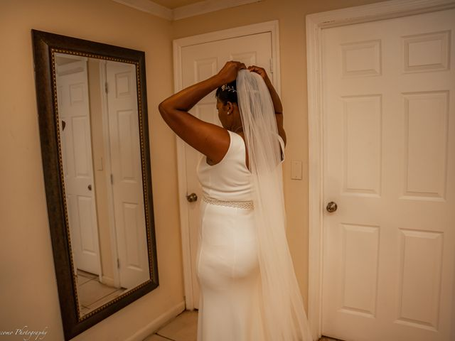 Berry and Evette's Wedding in Fort Lauderdale, Florida 24