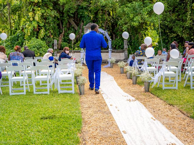 Berry and Evette's Wedding in Fort Lauderdale, Florida 25