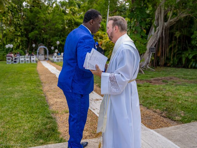 Berry and Evette's Wedding in Fort Lauderdale, Florida 28