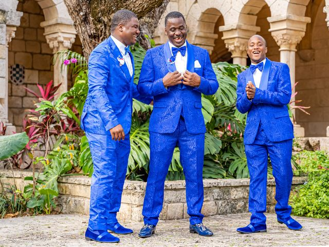 Berry and Evette's Wedding in Fort Lauderdale, Florida 29