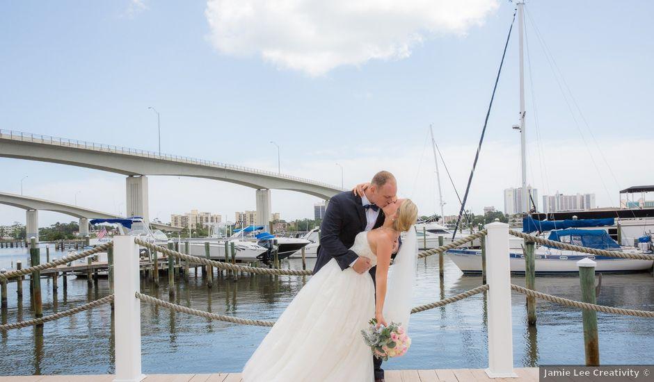 Jarod and Taylor's Wedding in Daytona Beach, Florida