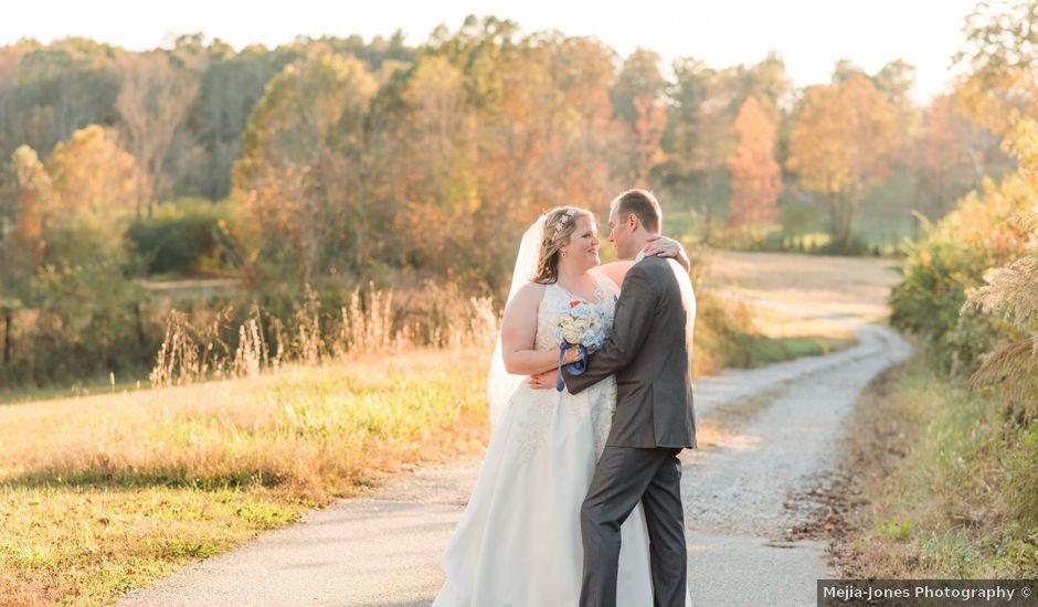 Joanne and Raef's Wedding in Dahlonega, Georgia