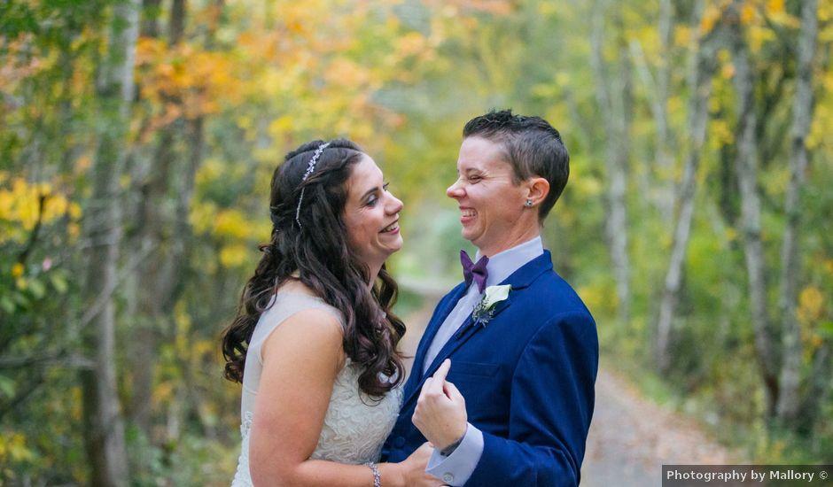 Amy and Katelyn's Wedding in Westport, Massachusetts