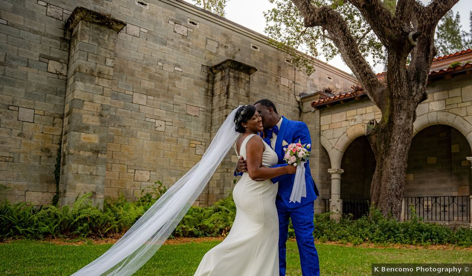 Berry and Evette's Wedding in Fort Lauderdale, Florida