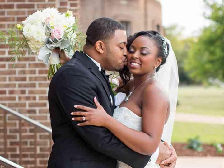 The wedding of Ken and Ashly