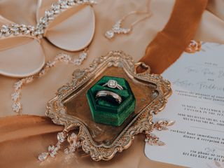 The wedding of Tori and Austin 1