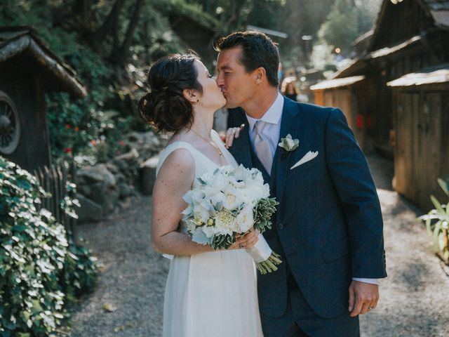 Heather and Mike's Wedding in Santa Barbara, California 22