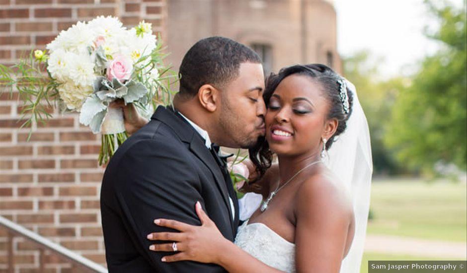 Ashly and Ken's Wedding in Birmingham, Alabama
