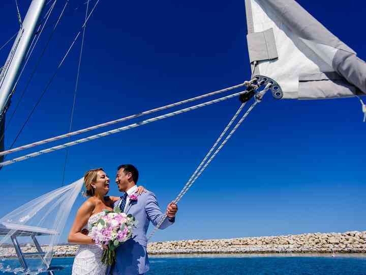 The wedding of Cije and Joseph